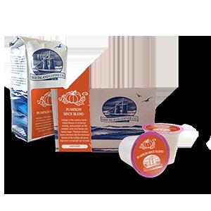 fireside blends product pack