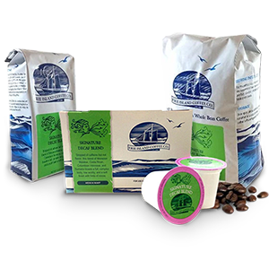 decaf signature blend product pack