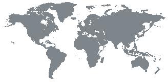 map pointing to Guatemala & Tanzania